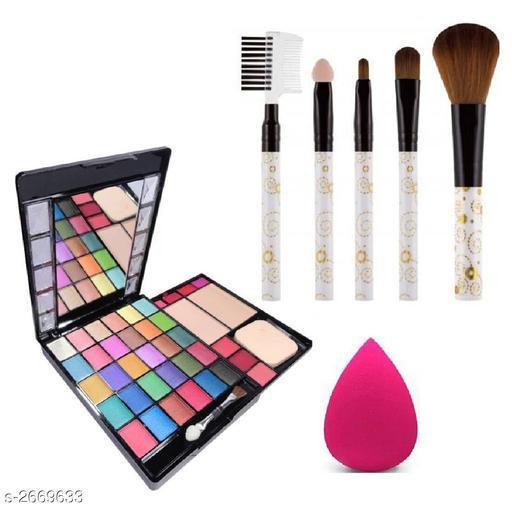 Face  Adbeni Facial kit & Makeup Kit Combo  *Product Name* Adbeni Super Sale Combo For Daily Uses, DIY, GCI778  *Brand Name * Adbeni  *Product  Type* Soft Puff & Makeup Brushes & Makeup Kit  *Product Description*