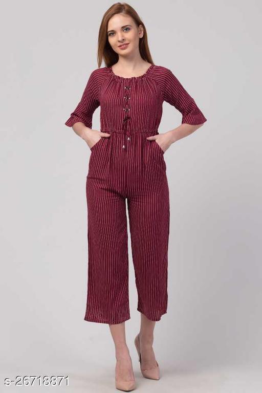 Comfy Fashionista Women Jumpsuits