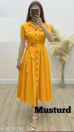 Urbane Feminine Women Dresses