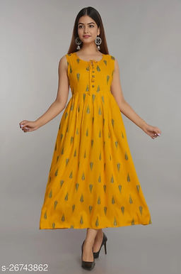 Faishonable gown