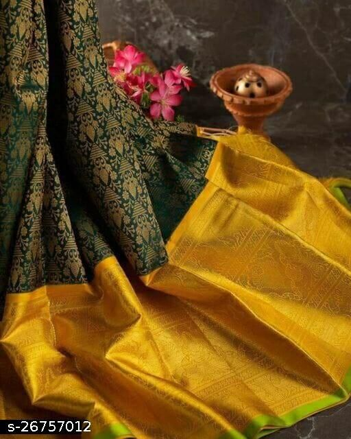 Trendy superior saree