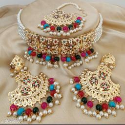 Shimmering Graceful Jewellery Sets