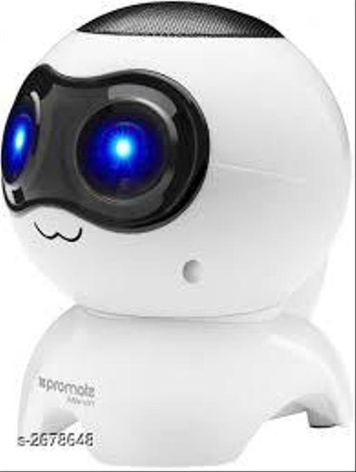 Xclusive Plus Portable Bluetooth Robot speaker