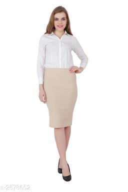 Trendy Women's Pencil Skirt