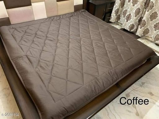 Comfy Waterproof Cotton Double Matters Protector