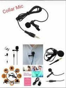 Tornado Collar Mic Voice Recording Filter Microphone
