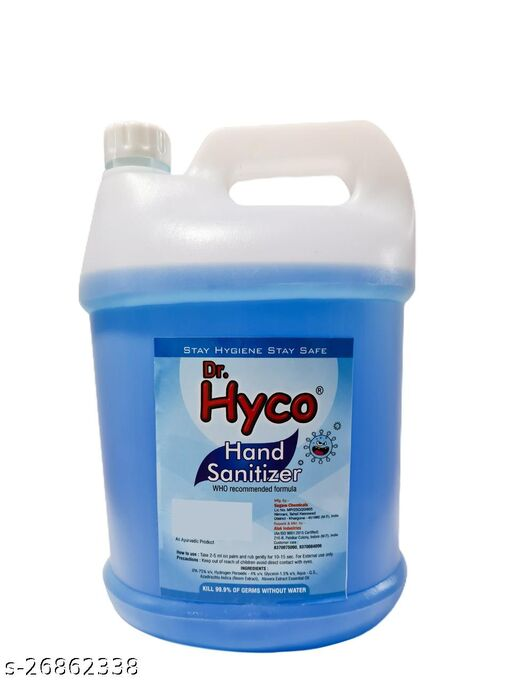 Dr.HYCO Hand sanitizer 5000 ml