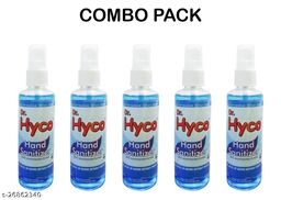 DR. HYCO Hand sanitizer 100ml (pack of 5)