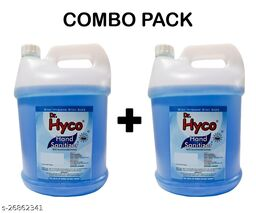 Dr.HYCO Hand sanitizer 5000ml(pack of 2)