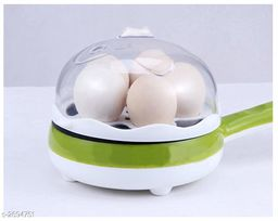 Shopper52 2 in 1 Multifunctional Steaming Device Frying Egg Boiling