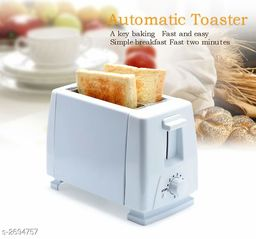 """""""shopper 52 Automatic Plastic and Stainless Steel  TOASTER """""""