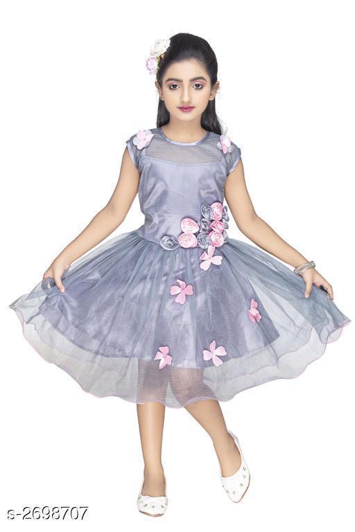 Kid's Girl's Dress