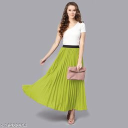 Myra Fashionable Women Ethnic Skirts
