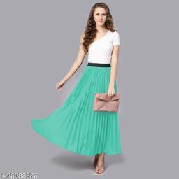 Aagyeyi Petite Women Ethnic Skirts