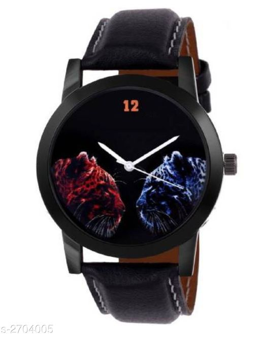 Watches Stylish Men's Analog Leather Watch  *Material* Leather   *Size* Free Size   *Type* Analog   *Description* It Has 1 Piece Of Men's Watch  *Sizes Available* Free Size *    Catalog Name:  Ashi Stylish Men's Analog Leather Watches Vol 12 CatalogID_366244 C65-SC1232 Code: 022-2704005-