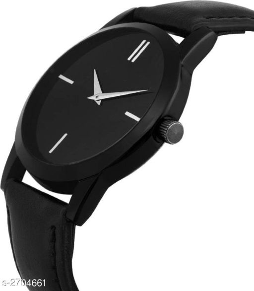 Watches Stylish Analog Leather Watch  *Material* Leather   *Size* Free Size   *Type* Analog   *Description* It Has 1 Piece Of Men's Watch  *Sizes Available* Free Size *    Catalog Name:  Ashi Stylish Analog Leather Watches Vol 14 CatalogID_366329 C65-SC1232 Code: 022-2704661-