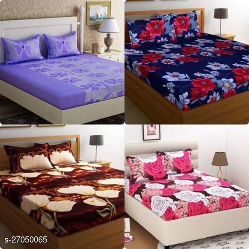 Graceful Attractive Bedsheets