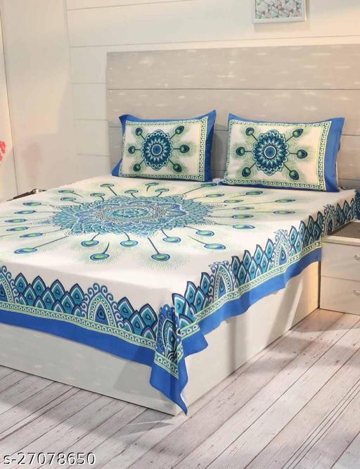 Voguish Fancy Bedsheets
