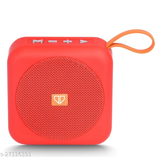 Walrus Miniboom Portable 4.1 Bluetooth Outdoor Wireless 3 Watt Speaker With Hd Sound And Bass And In-Built Fm Radio