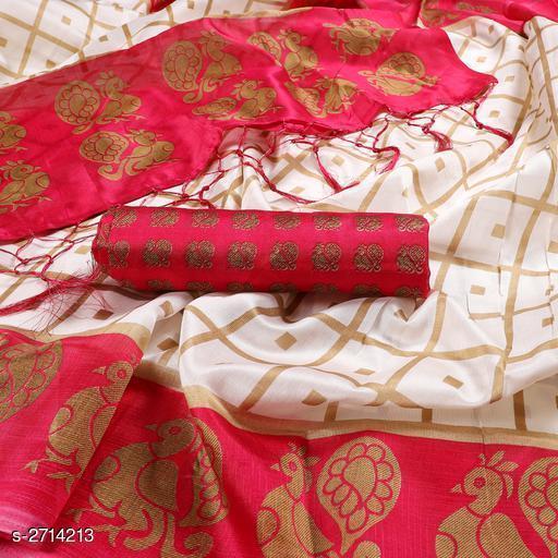 Fodrina Trendy Art Silk Saree