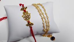 Trendy Thread Rakhi (Pack Of 2)