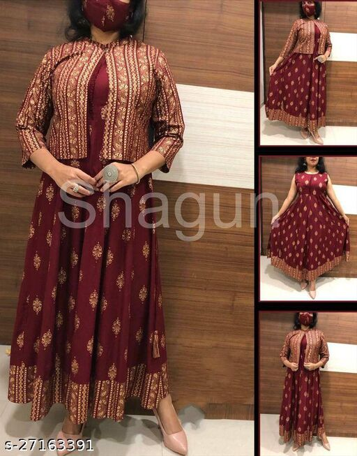 Abhisarika Refined GOWN