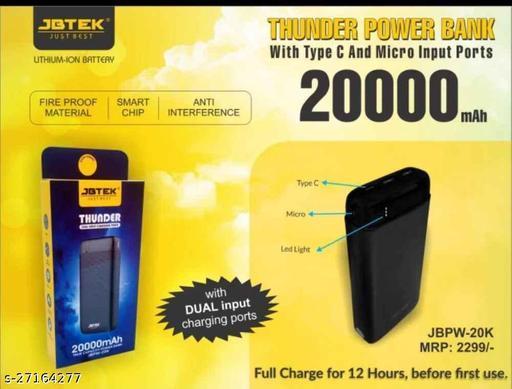 20000MAH POWER BANK