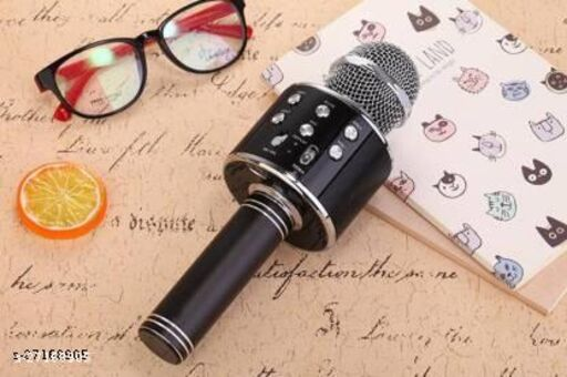 microphone(black)blutooth&wireless