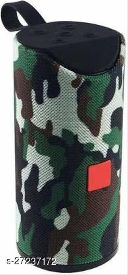TG-113 Premium Shockproof & Bluetooth Speaker C1 10 W Bluetooth Speaker  (Army, Stereo Channel)