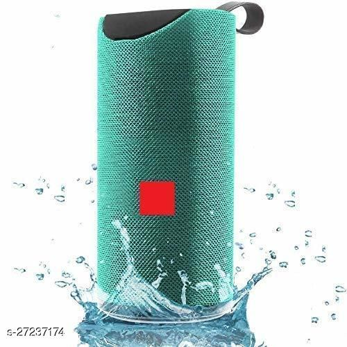 TG 113 400 W Bluetooth Speaker  (Green, Stereo, Stereo Channel)