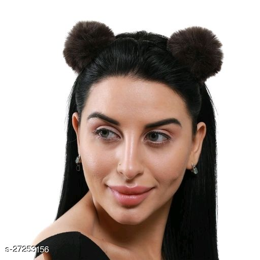 Princess Chunky Women Hair Accessories