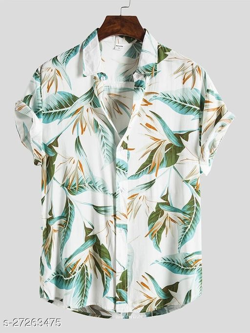 Unique branded printed shirts for men