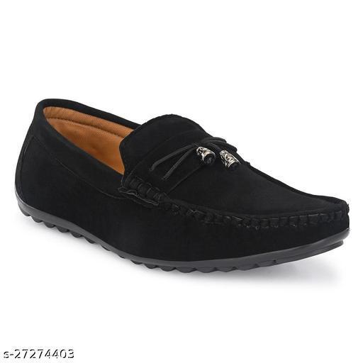 Casual Loafer For Men Black