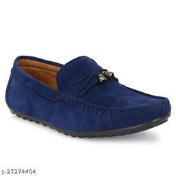 Casual Loafer For Men Navy