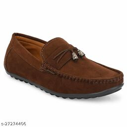 Casual Loafer For Men Brown