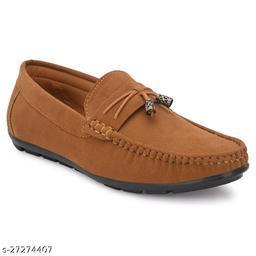 Casual Loafer For Men Beige
