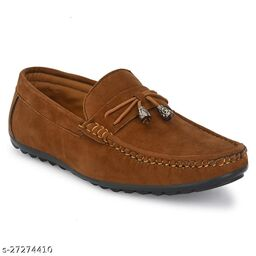 Casual Loafer For Men Tan