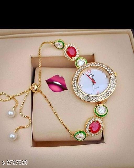 Stylish Women's  Bracelet Watch