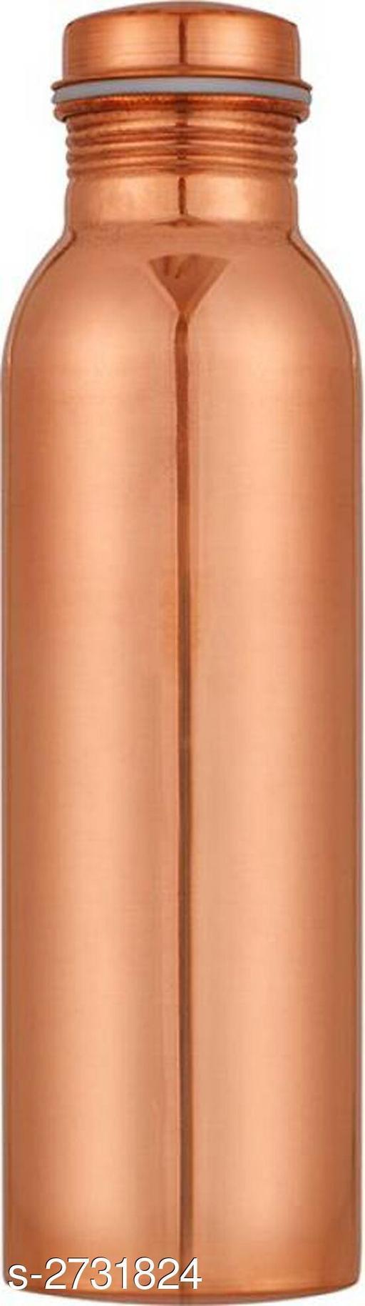 Trendy Copper Bottle