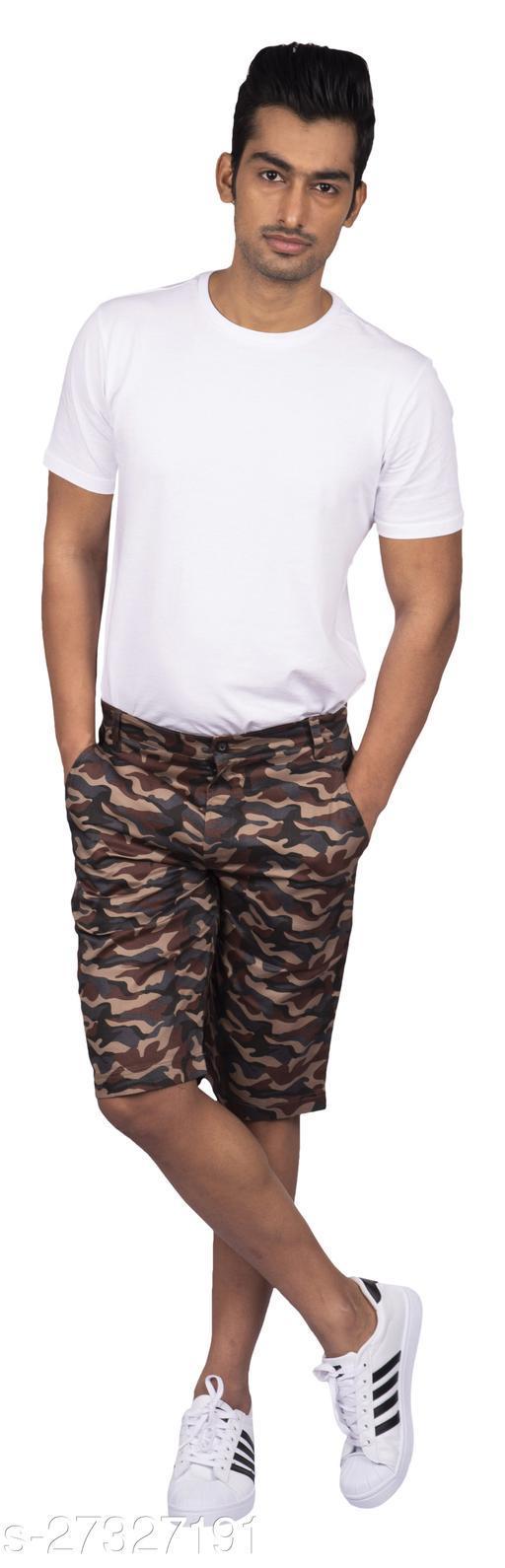 Elegant Trendy Men Shorts