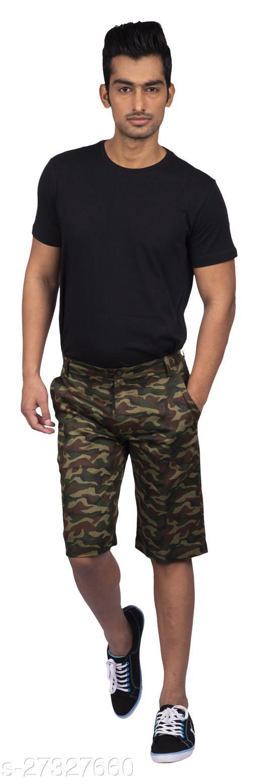 Jack Louis Mens Camouflage Shorts
