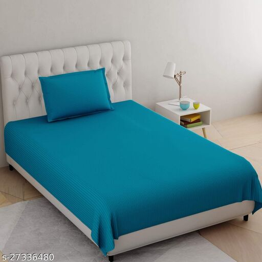 Beautiful single  Bedsheet 100% cotton  210 Thread Count