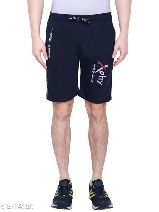 Casual Cotton Men's Shorts