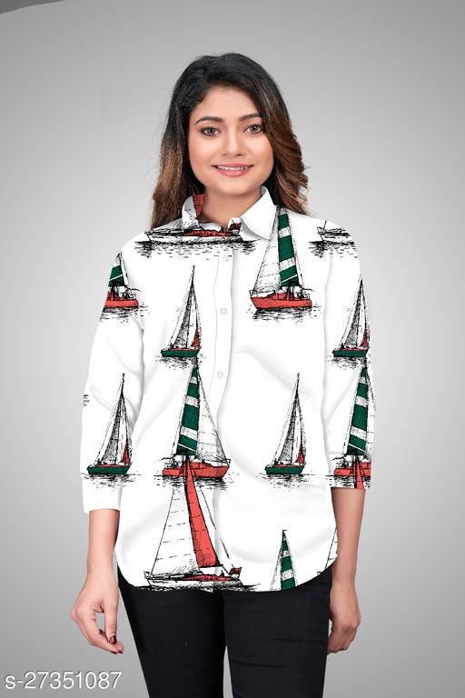 Trendy Ravishing Women Shirts
