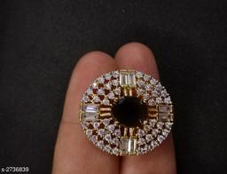 Fancy Alloy Women's Finger Ring