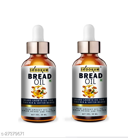 Beard Growth Oil for Strong and healthy beard growth & Patchy