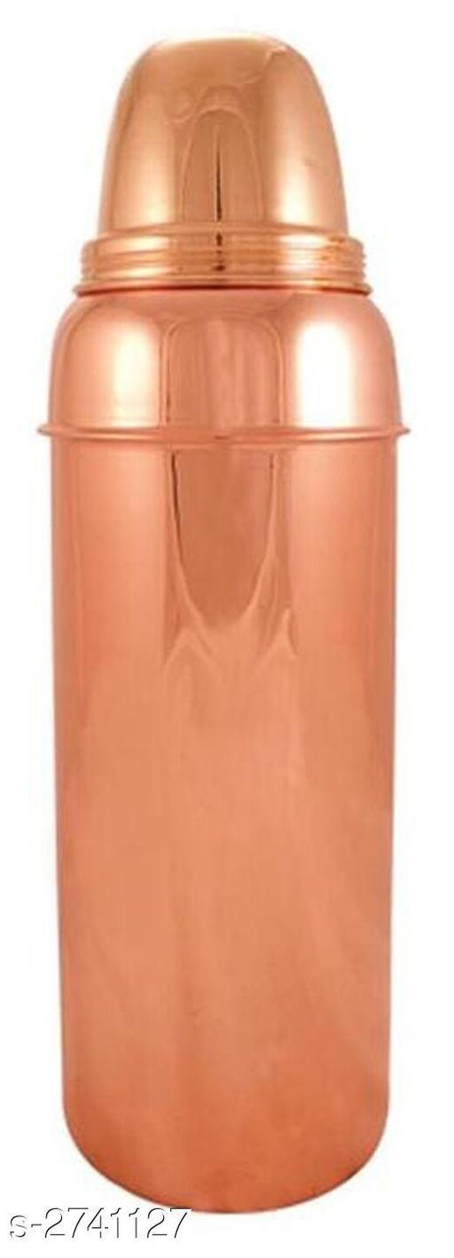 Trendy Lovely Copper Bottles & Jugs