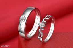 NEW TRENDY DIAMOND COUPLE RING 2021