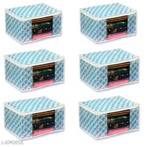 Saree Bag (Pack of 6)