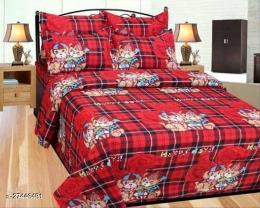 Layla decor bedsheet